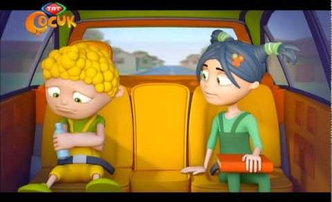 Nane İle Limon – Araba Yolculuğu