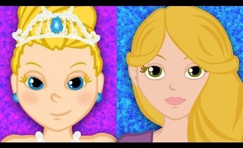 Rapunzel ve Külkedisi – 2 Masal